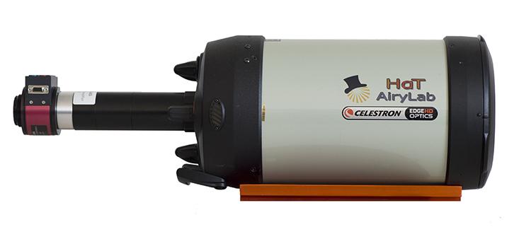 HaT solar telescope